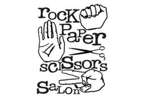 Rock-Paper-Scissor-Salon